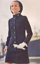 В те далекие 60 е годы, молодежная мода не оставляла равнодушной ни одну индивидуальную личность, каждый хотел...